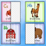 FlashCards en Inglés para Niños