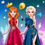 Baile de Invierno Frozen