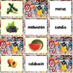 Frutas y Verduras en Español