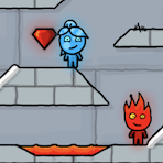 Fuego y Agua 3: Templo de Hielo
