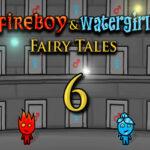 Fuego y Agua 6: Fairy Tales