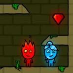 Fuego y Agua 5: Templo del Bosque