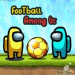 Fútbol Divertido Among Us 2 Jugadores