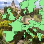 Geografía de Países de Europa