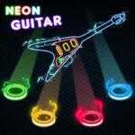 Guitarra de Neón