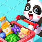 Baby Panda en el Supermercado