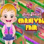 Baby Hazel en la Feria de Carnaval