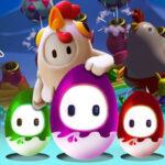 Huevos Sorpresa Fall Guys