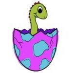 Colorear Dinosaurios