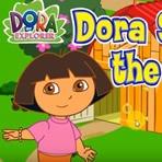 Juego de Dora en la Granja