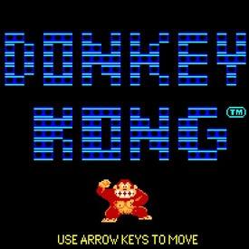Donkey Kong Arcade Cokitos