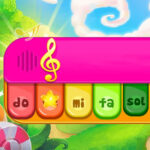 Reproducir melodías al piano