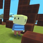 Kogama en el mundo Minecraft
