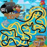 Laberinto Pirata