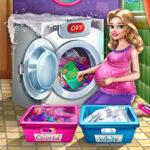 Lavar la Ropa con Mamá