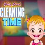 Ordenar y Limpiar con Baby Hazel