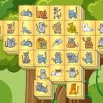 Mahjong de Gatos