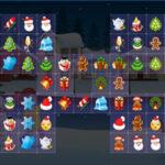 Mahjong de Navidad