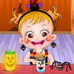 Manualidades de Halloween con Hazel