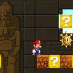 Super Mario en Egipto