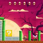 Super Mario Halloween Angry Birds