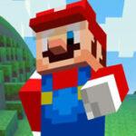 Mario Minecraft Runner