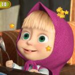Masha y el Oso: Estrellas Ocultas