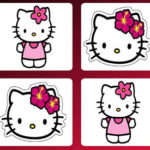 Memoria con Hello Kitty