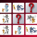 Memorama Tom y Jerry
