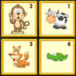 Memorizar Animales en Orden