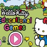 MiniJuegos Educativos Hello Kitty