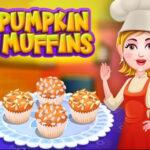 Cocinar Muffins de Calabaza