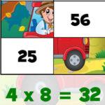 Multiplicaciones de Otoño