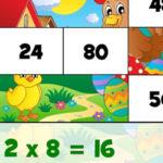 Multiplicaciones de Pascua