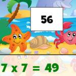 Multiplicación en Verano