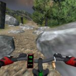 Simulador de bicicleta: MX Offroad