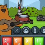Notas Musicales con Animales