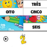 Números 1-10 en Portugués