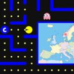 Pacman de Geografía de Europa
