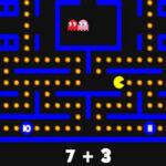 Pacman Matemáticas
