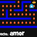 Pacman de Deletrear Palabras de Navidad en Español
