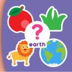 Palabras en Inglés para niños