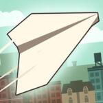Paper Flight: lanzar el avión de papel