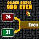Par o Impar con el Escarabajo Dorado