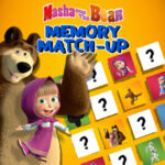 Memoria con Masha y el Oso