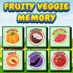 Memoria y Parejas de Vegetales en Inglés