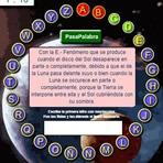 Pasapalabra de Astronomía