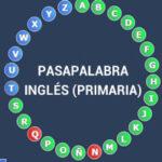 Pasapalabra de Inglés (Primaria)