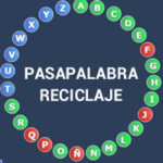 Pasapalabra de Reciclaje