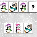 Patrones de Pingüinos